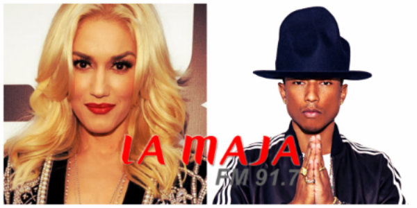 PHARREL WILLIAMS COLABORA CON GWEN S